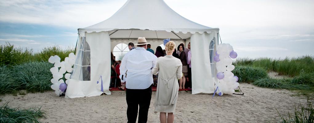 Hochzeit am Meer, Hochzeit an der Nordsee