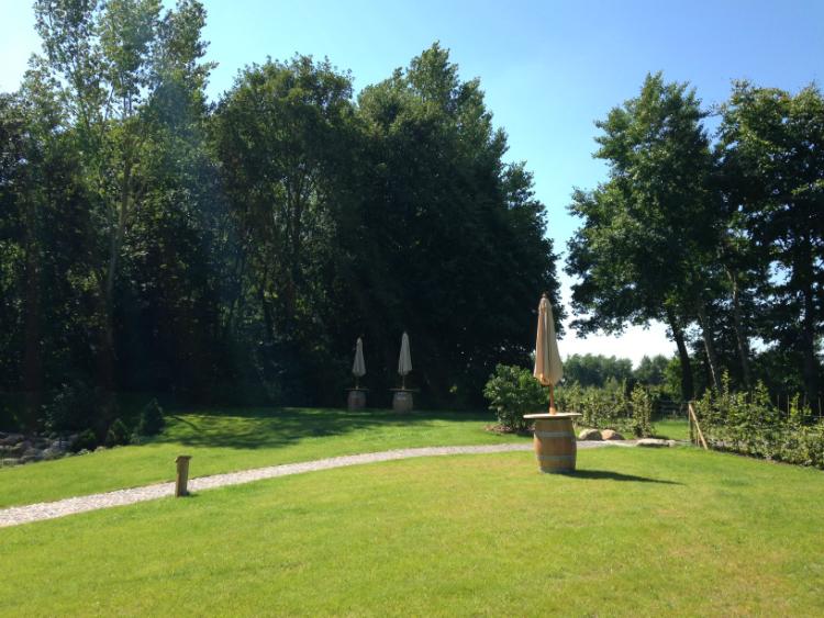 Garten Hochzeitslocation